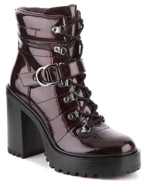 G by Guess Sellur Platform Combat Boot