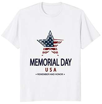 DAY Birger et Mikkelsen Memorial Honor Veterans Shirt