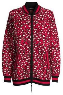 Robert Rodriguez Constance Zip Front Sweater