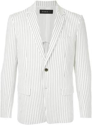 Roar pinstripe blazer