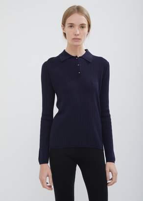 La Garçonne Moderne Knit Polo
