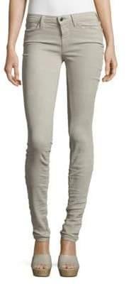 J Brand Mid-Rise Skinny-Fit Corduroy Pants