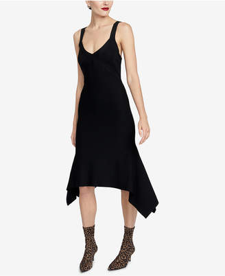 Rachel Roy Katherine Strappy-Back Sweater Dress