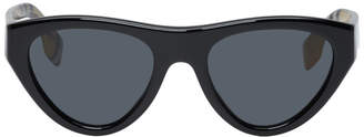 Burberry Black Mammoth Sunglasses