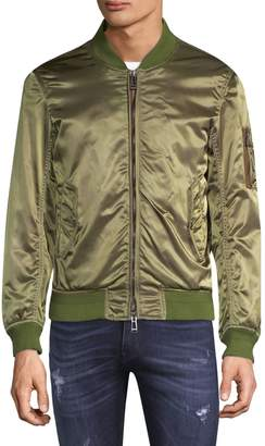 Belstaff Classic Military Bomber Jacket
