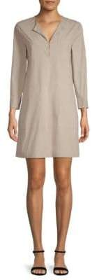 Theory Jullitah B.Light Shirt Dress