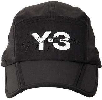 Y-3 Logo Foldable Hat