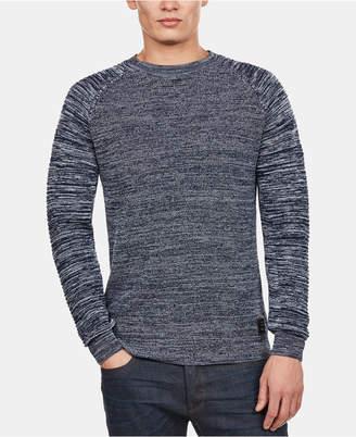 G Star Men's Suzaki Knit Long Sleeve Shirt