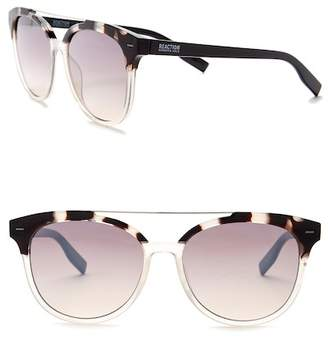 Kenneth Cole Reaction 54mm Injected Sunglasses
