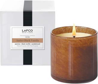 Lafco Inc. Foyer Amber Black Vanilla Classic Scented Candle (6.5OZ)