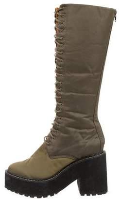 G.V.G.V. Platform Lace-Up Boots