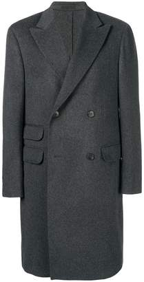 Ermenegildo Zegna double breasted coat