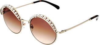 Chanel Women's Ch4234h C395/S5 53Mm Sunglasses