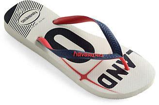 Havaianas Teams Rubber Flip Flops