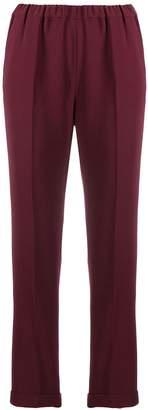 Alberto Biani straight-leg trousers