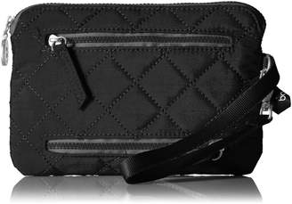 Baggallini Currency and Passport Organizer with RFID Protection with Lightweight Nylon