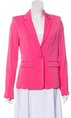 Alice + Olivia Lightweight Knit Blazer