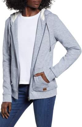 Roxy Fleece Lined Hooded Sweatshirt