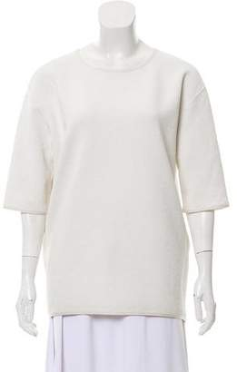 Theyskens' Theory Oversize Knit Top