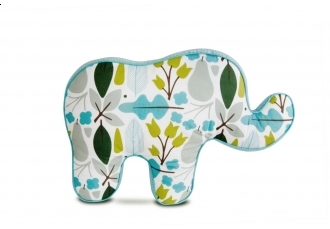 DwellStudio Baby Animal Cushion - Robin Elephant