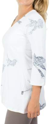 Factory Message Clemence Tunic White