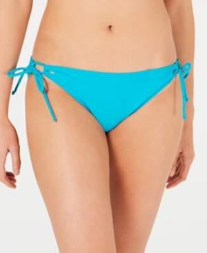 Raisins West Coast Solids Sweet Side-Tie Bikini Bottoms Women's Swimsuit