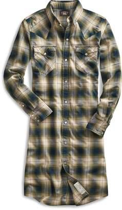 Ralph Lauren Buffalo Western Shirtdress