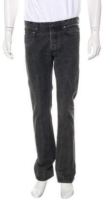 Christian Dior Five-Pocket Slim Jeans