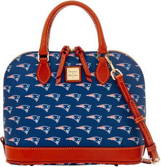Dooney & Bourke NFL Patriots Zip Zip Satchel