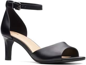 Clarks R) Laureti Grace Halo Strap Sandal