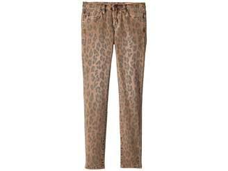 Blank NYC Kids Cheetah Printed Skinny Jeans in Catwalk (Big Kids)