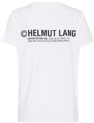 Helmut Lang Taxi cotton T-shirt