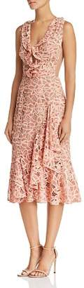 DAY Birger et Mikkelsen SAU LEE Amelia Sleeveless Floral-Lace Dress