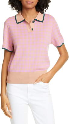 Kate Spade Summer Polo Sweater