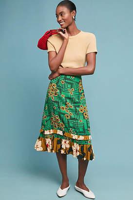 Orla Kiely Gabriella Printed Skirt