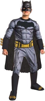 DC Boys) 6-Piece Batman V Superman Batman Costume Set