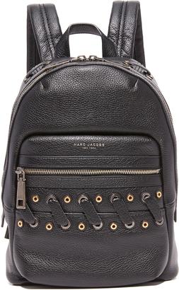 Marc Jacobs Biker Grommet Biker Backpack $595 thestylecure.com