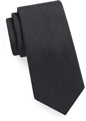 Geoffrey Beene Solid Tie