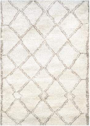 Couristan Rugs Bromley Kyoto Wool Moroccan Rug