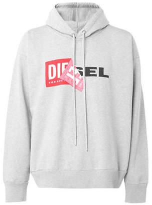 Diesel F-Alby-Fl-A Sweat-Shirt