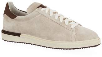 Brunello Cucinelli Leather Low Top Sneakers
