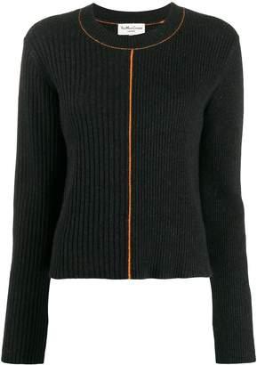 YMC ribbed knit sweater