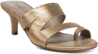Donald J Pliner Klarisa Metallic Sandal