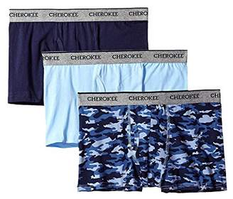 Cherokee Men's Cotton Stretch Trunk 3 Pack