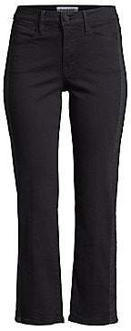Frame Women's Le High Coated Crop Jeans