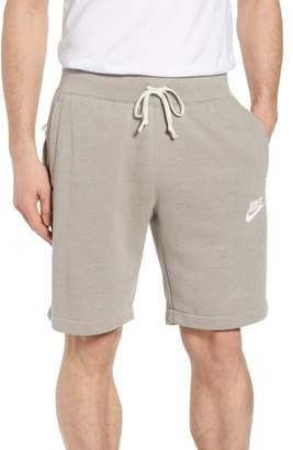 Nike Heritage Knit Shorts