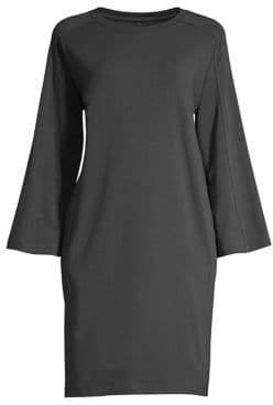 Eileen Fisher Roudneck Shift Dress