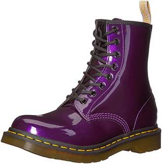 Dr. Martens Women's 1460 W Vegan Chrome Chukka Boot