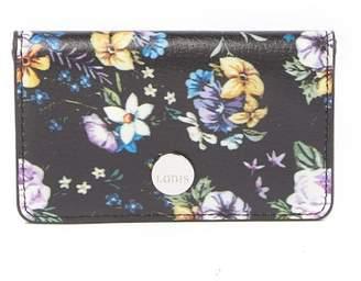Lodis Posy RFID Leather Mini Card Case