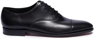 John Lobb 'City II' leather Oxfords
